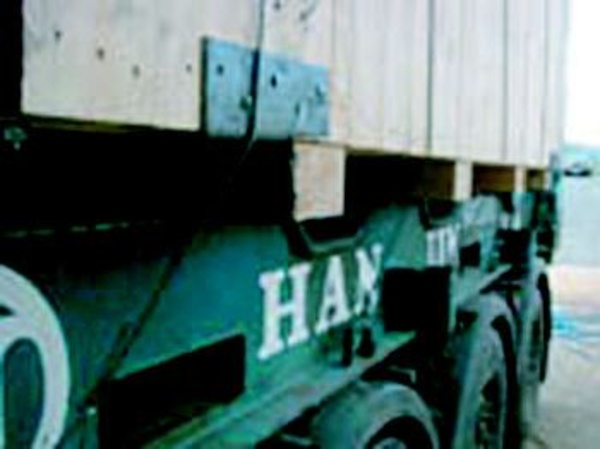 Maquinaria industrial en Bizkaia trasladada con total seguridad