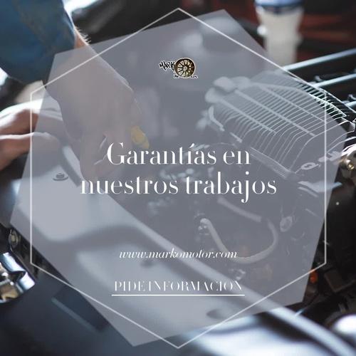 Taller de electromecánica en Canillas, Madrid | Talleres Marko Motor