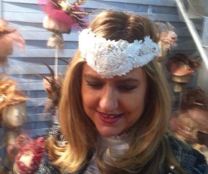 Tocados de novia: Tocados y complementos de Aifos El Tocador