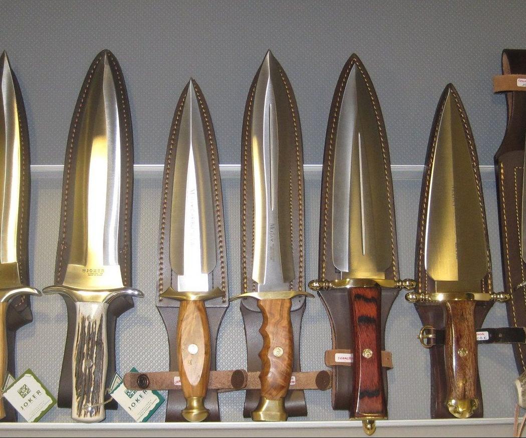 Cuchillos de coleccionista