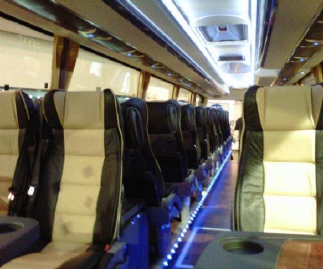 ¿Cómo sobrevivir a un viaje largo en autocar?