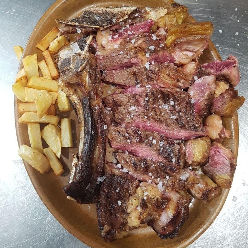 Carnes:  Menús de Restaurante Casa Arteta