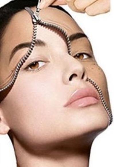 Eliminación de manchas faciales con luz pulsada