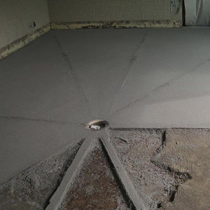 Pendents: Sistemes de A-Floor