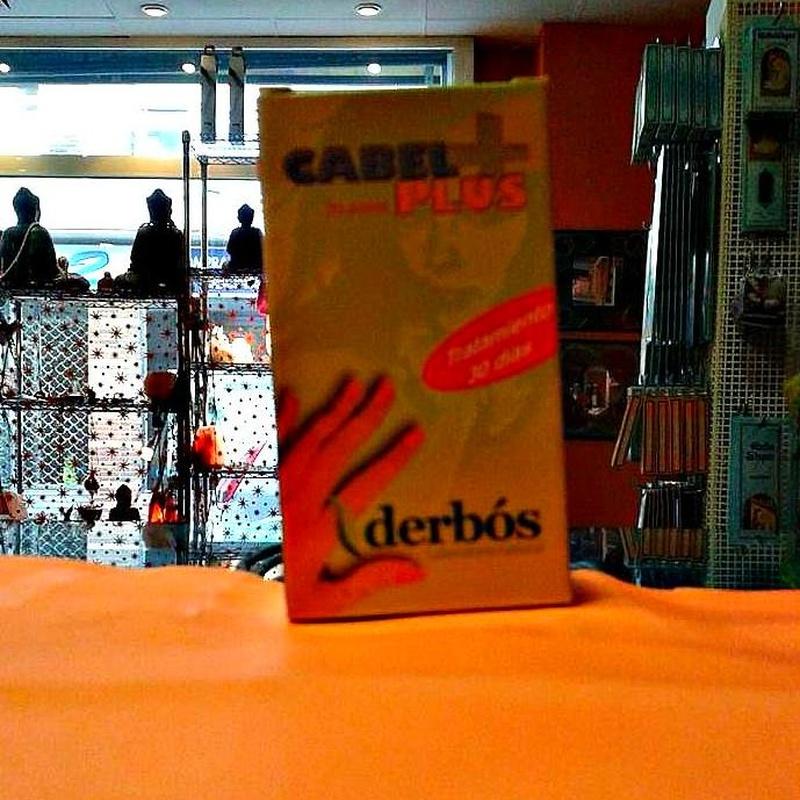 Cabel Plus Derbos: Cursos y productos de Racó Esoteric Font de mi Salut