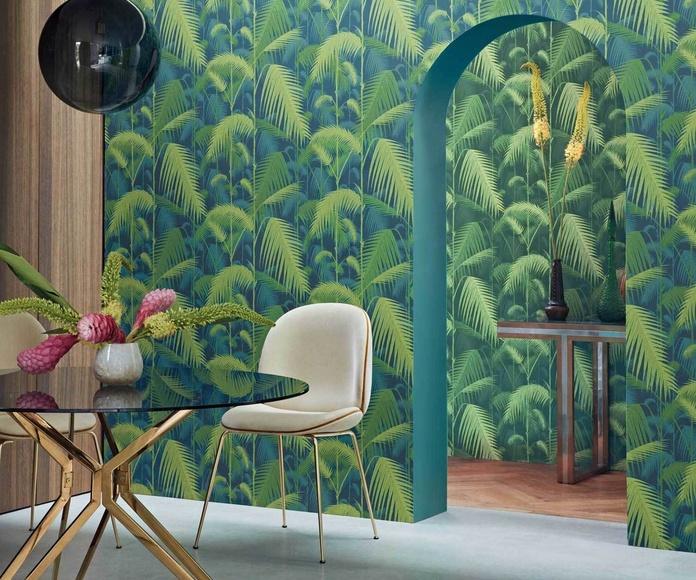 Papel pintado tropical Cole & Son