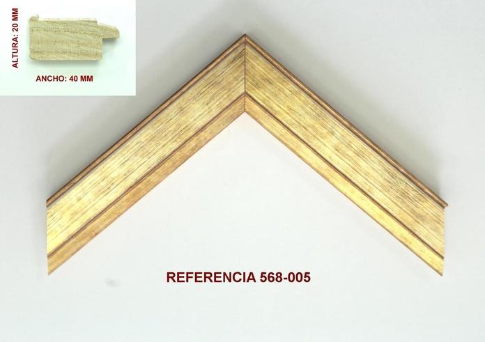 REF 568-005: Muestrario de Moldusevilla