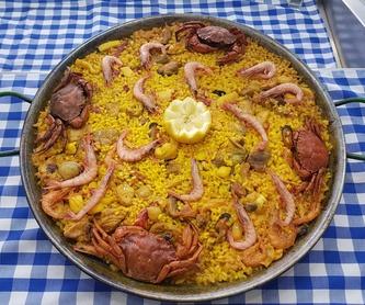 Entrantes: Comida para Llevar de Asador Tu Cocina