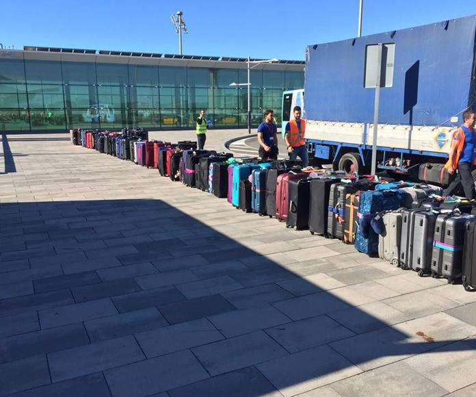 Transporte de equipaje: Servicios de Transeaba Porters