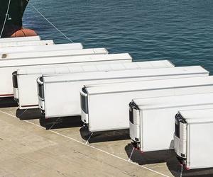 Amplia red de distribución y logística de pescados