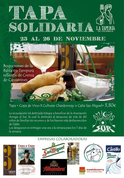 Segunda Tapa Solidaria