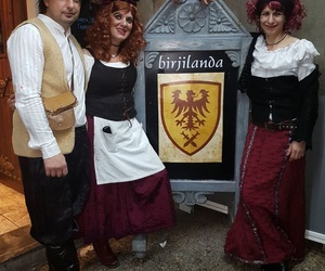 Carnaval en Restaurante Birjilanda