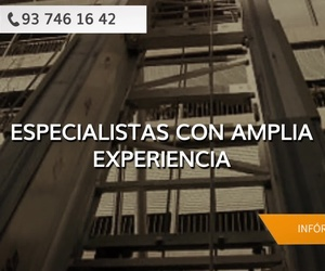 Mudanzas y guardamuebles en Sabadell | Elevadores Juma.