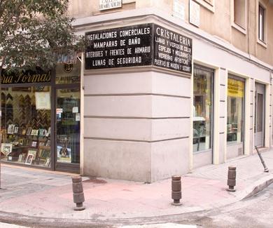 CRISTALERIA EN LA LATINA, MADRID CENTRO