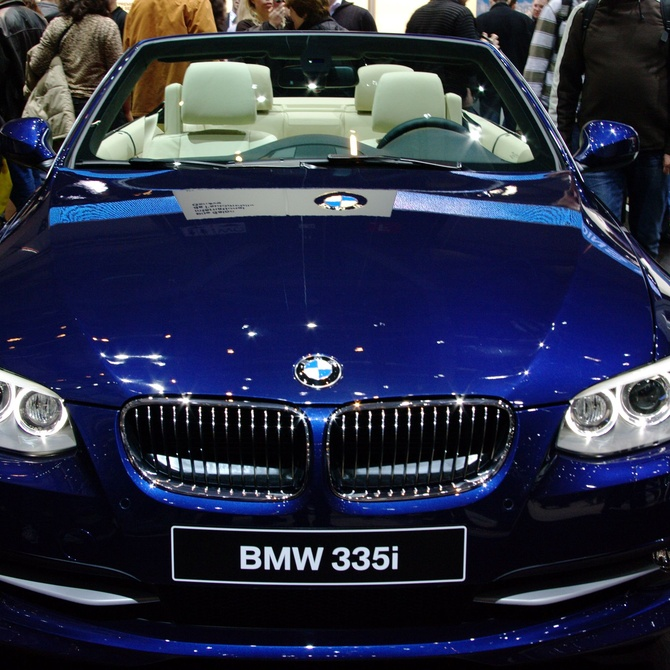 ¿Por qué comprar un BMW?