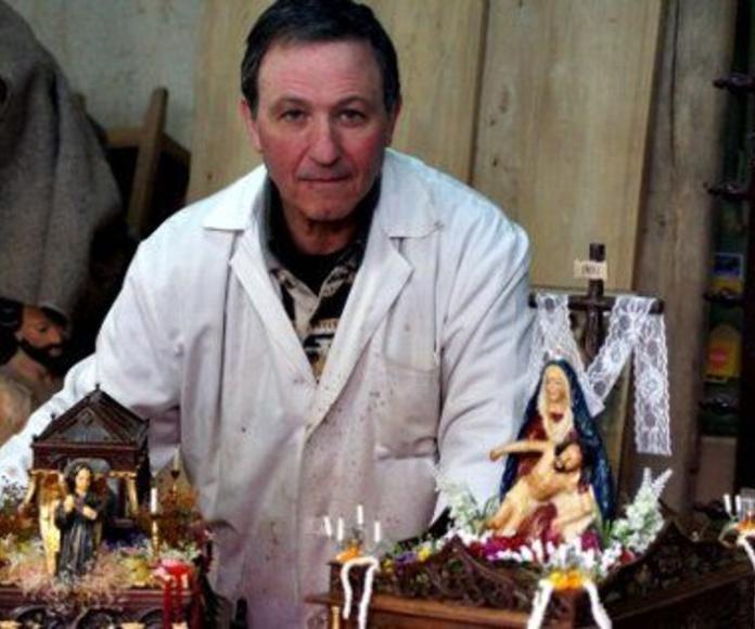Restaurador Jesús Fernández García