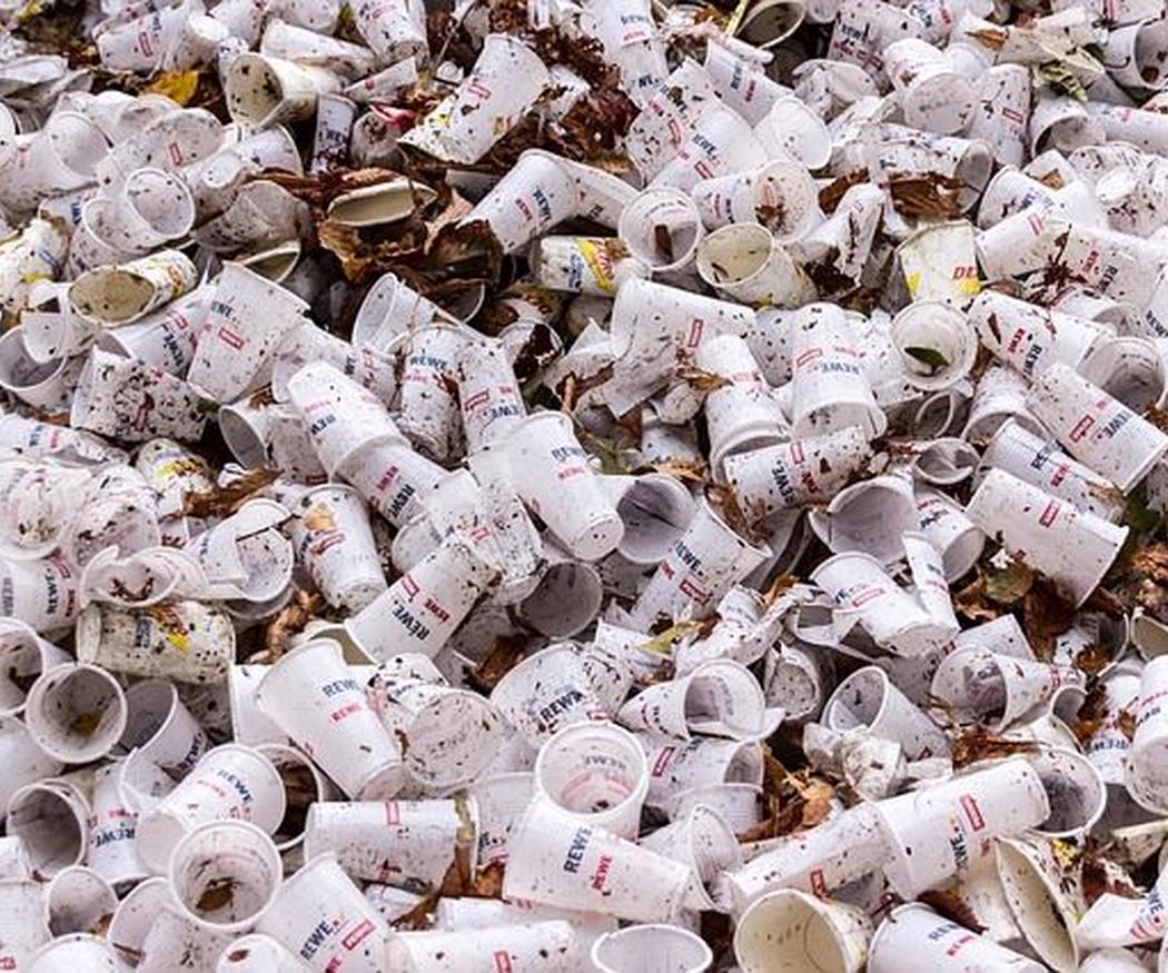 Los distintos tipos de plásticos