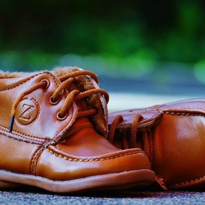El mejor calzado también para los más pequeños