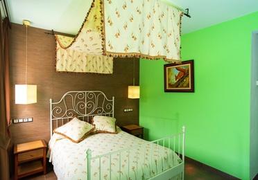 Un hotelito con Encanto.
