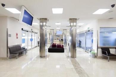 Hospitales sanitas
