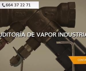 Vapor industrial en Mataró: GB Al Servicio de la Industria