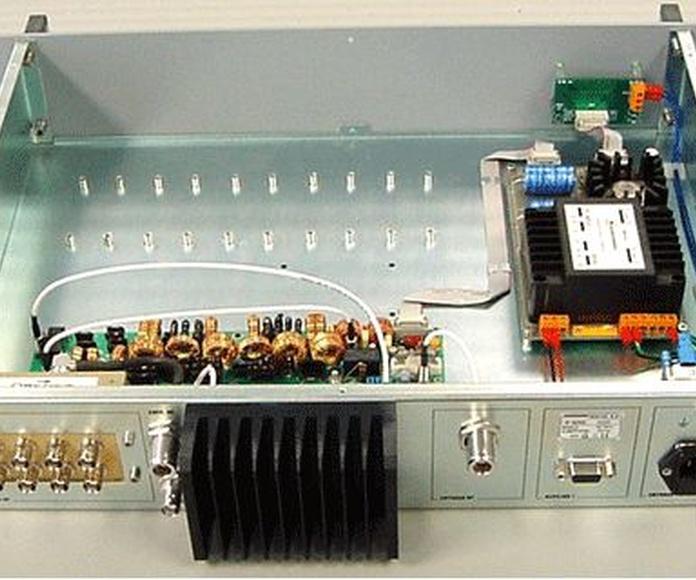 Selector Multicoupler 8 Pre-selector: Productos de Invelco, S.A.