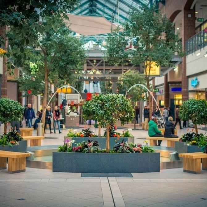La importancia de la limpieza en los centros comerciales