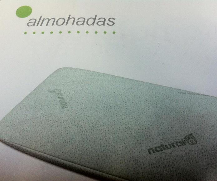 Almohada natural