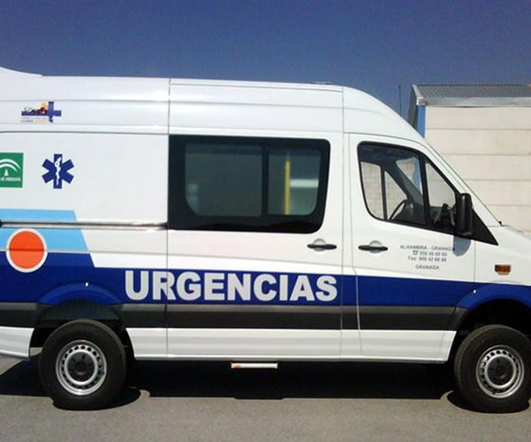¿Qué información debes dar al llamar a una ambulancia?