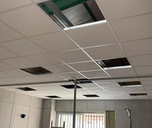 Instalación de falsos techos