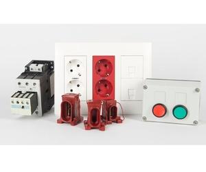 Material para instalaciones eléctricas
