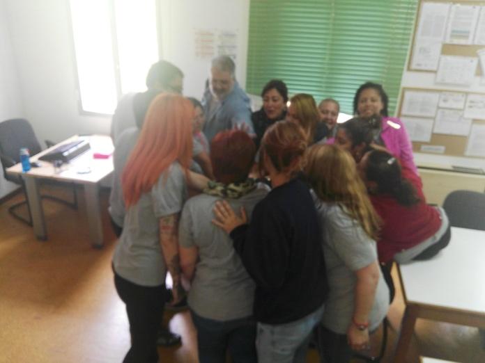 Comienzo de los servicios en centros: Proyectos y Servicios de Asociación Domitila