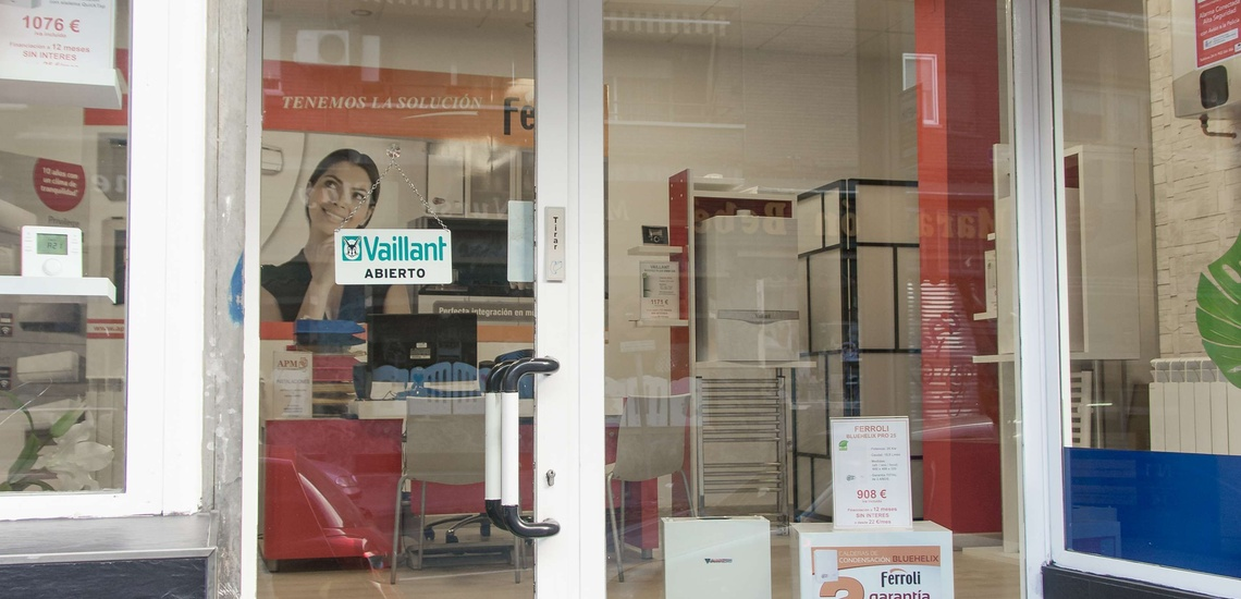 Instalación de aire acondicionado en Fuenlabrada