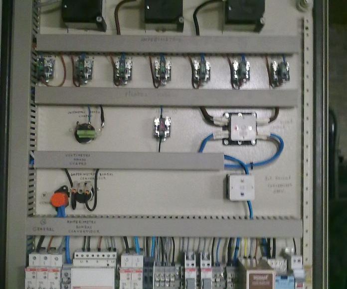 Cuadros eléctricos Tarragona