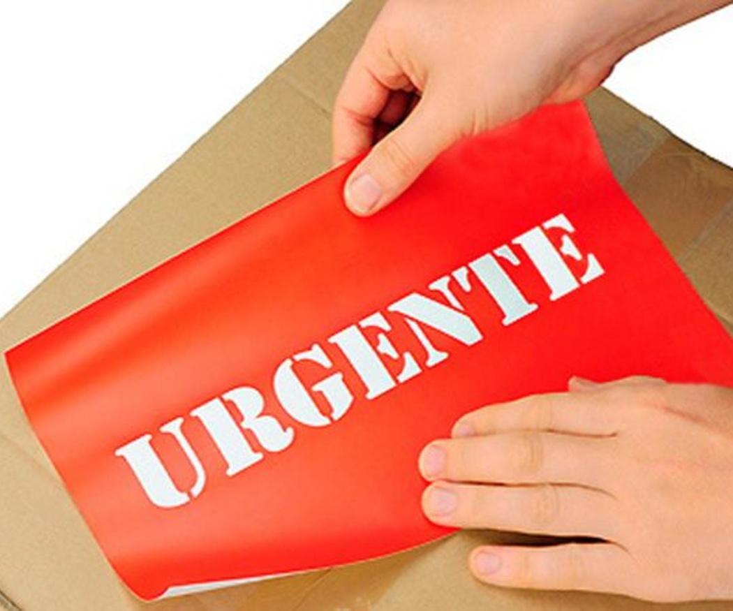 Cuándo realizar un envío urgente