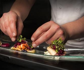 Menú 1: Menús para Bodas y Empresas de Restaurante Untzigain