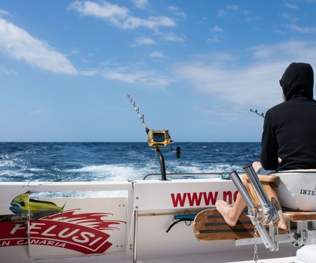 Características de la pesca de altura