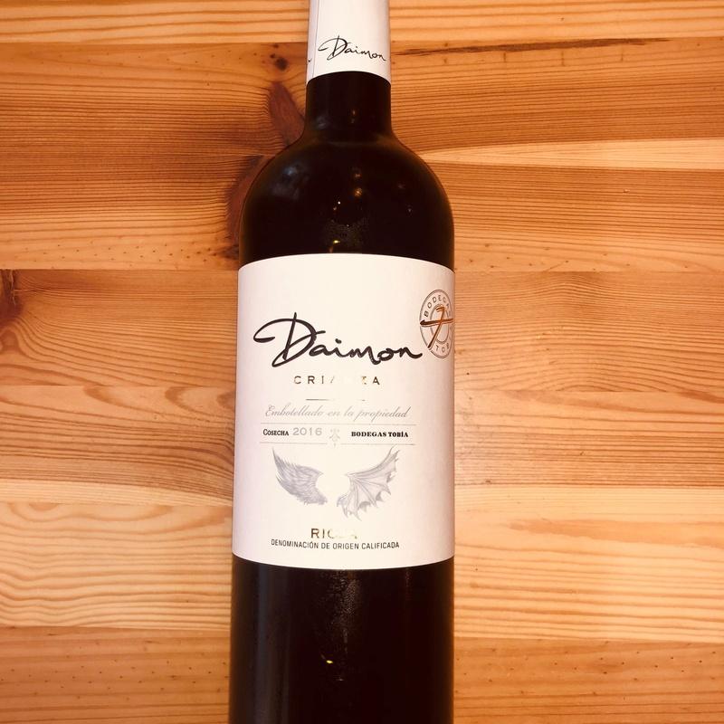 DAIMON Rioja: CARTA y Menús de Alquimia