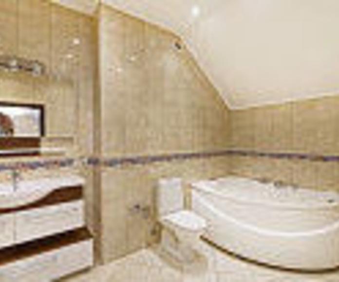 empresas para reformar baño Pinto