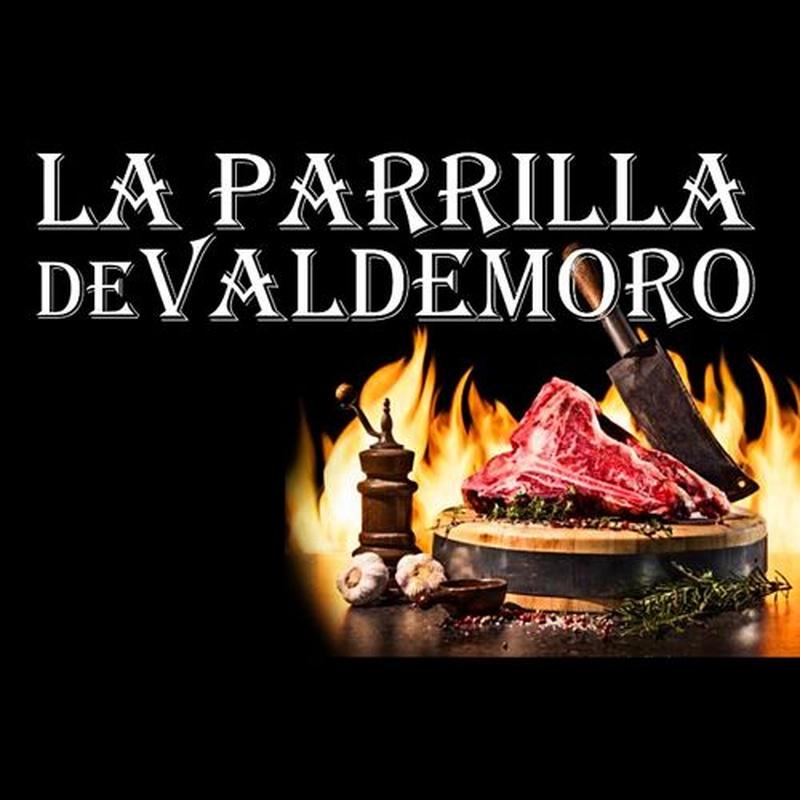 Media tostada de pan con jamón, aceite, tomate y queso: Menús de Restaurante Terraza La Parrilla de Valdemoro