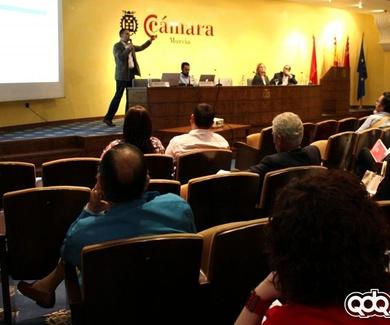 """""""Productividad y tecnología en procesos empresariales"""": Manuel Laborda en Activa Internet  Murcia"""