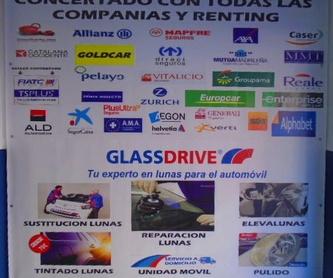 Reparación de elevalunas Fuenlabrada: Productos y Servicios de Glassdrive Getafe