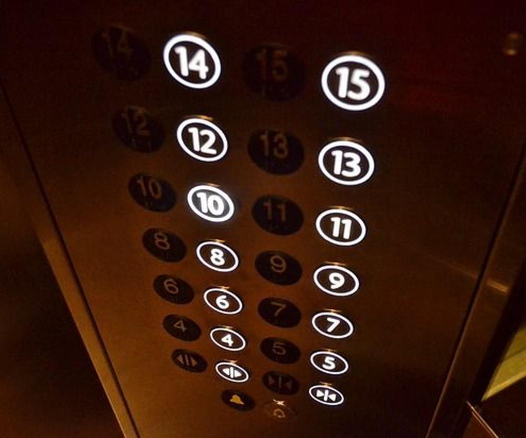 La limpieza de una comunidad: el ascensor