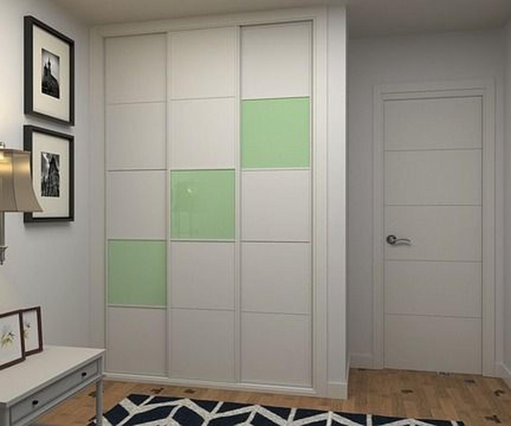 Consejos para elegir las puertas de un armario empotrado