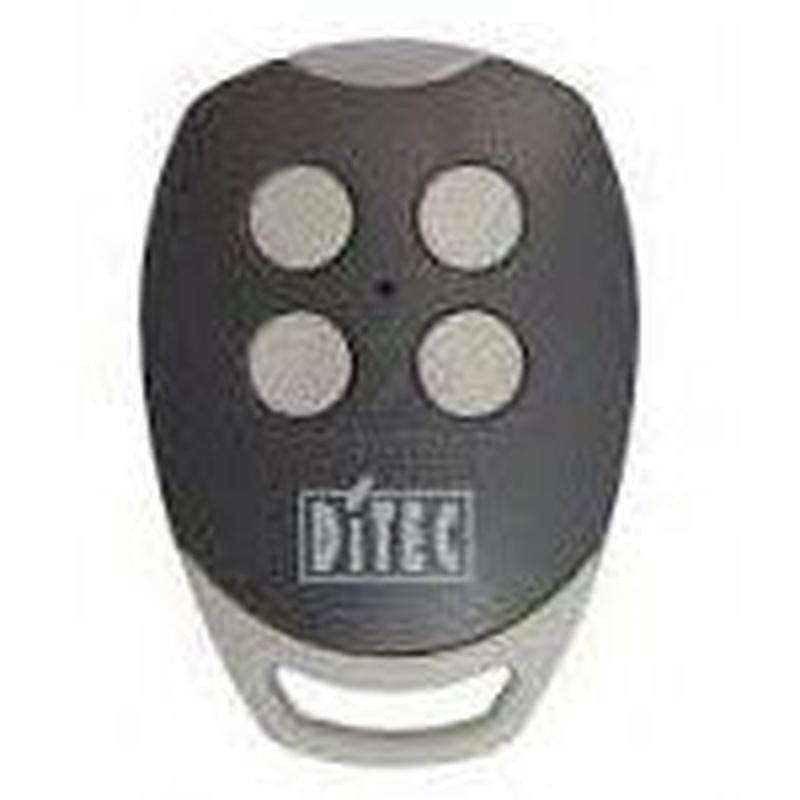 Mando Ditec, frecuencia 433Mhz, alta en garaje: Productos de Zapatería Ideal