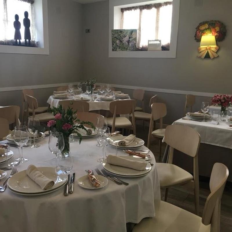Entrantes fríos: Carta de Restaurante La Marquesita