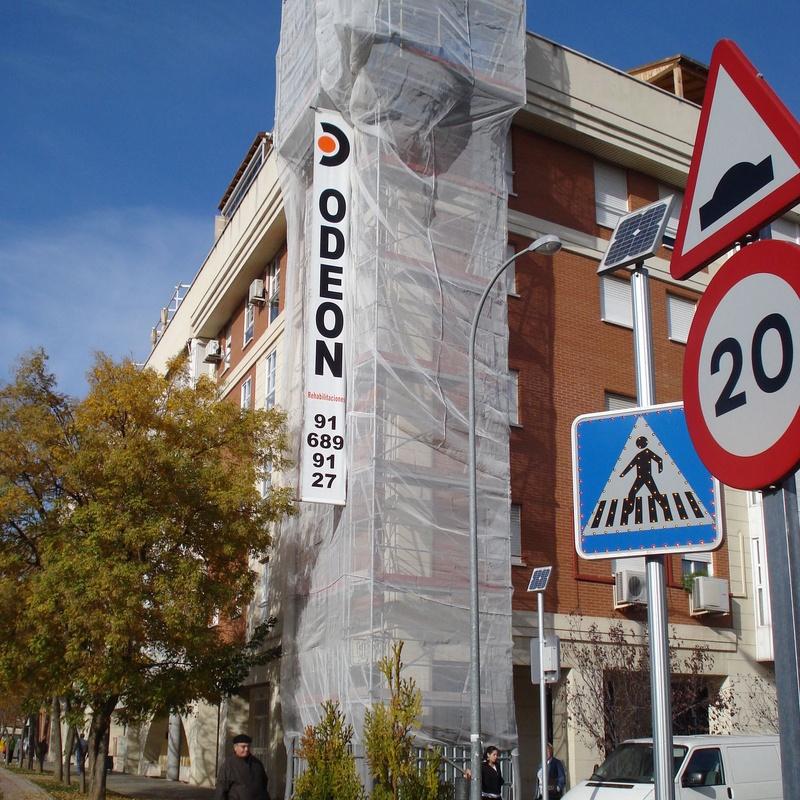 C/ Arrope, 1. Torrejón de Ardoz (Madrid)
