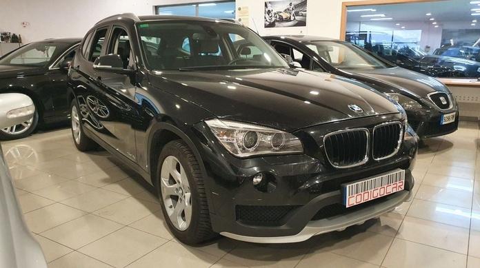 BMW X1 SDRIVE 16D IMPECABLE ESTADO!!:  de CODIGOCAR
