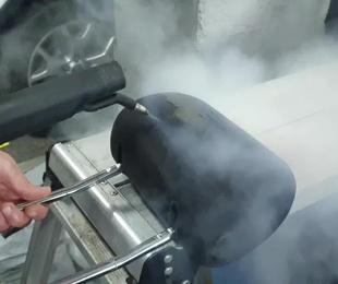 Metodo de limpieza y estirilizacion de interiores.