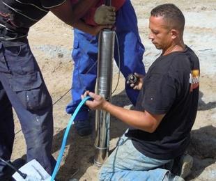 Bombas para extracción de agua